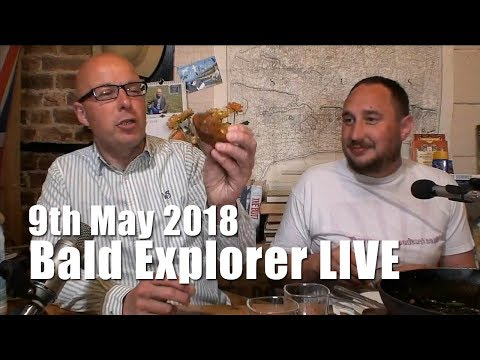 Bald Explorer   WAS LIVE with Richard Suggett   9th Ma