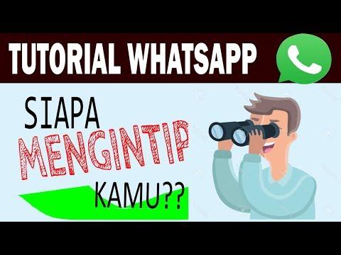 Cara Melihat Orang Yang Kepo  Pada Profil WhatsApp Kita