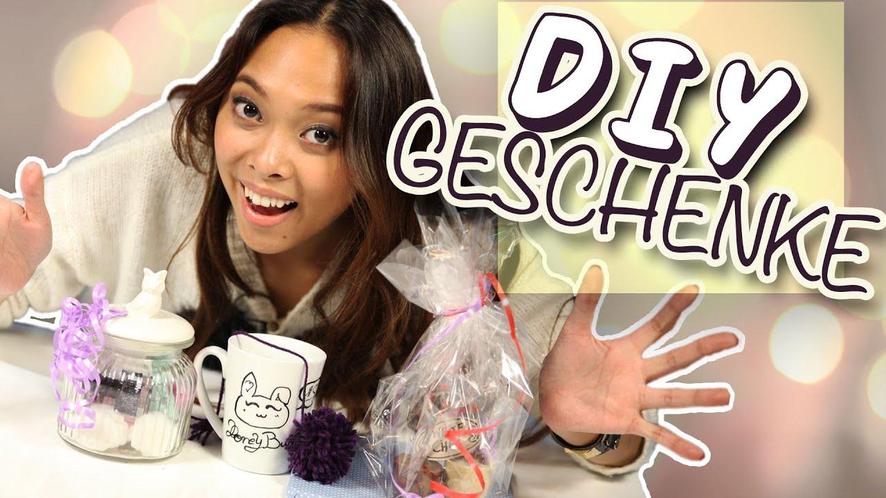 Einfache DIY-Geschenke | Chaos Chrissy - YouTube