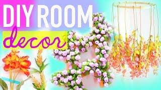 DIY FLORAL ROOM DECOR | Paris & Roxy