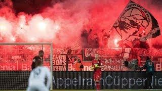 Bayer 04 Leverkusen - Ultras Leverkusen & Brothers