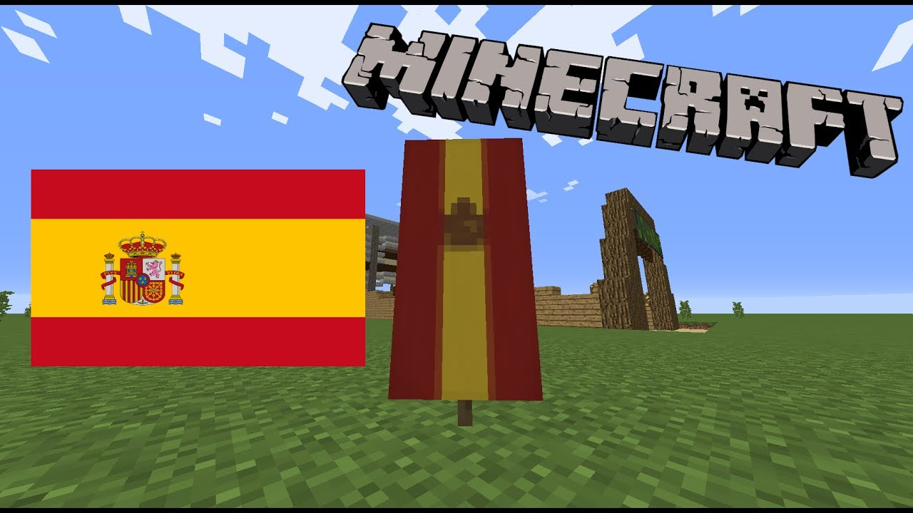 How To Make Flag Of Uruguay In Minecraft By Gaming Tube