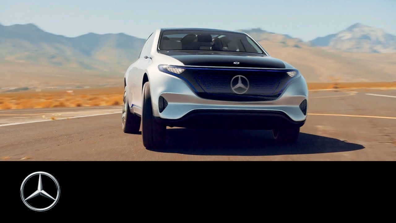 Mercedes-Benz Concept EQ: Goodbye noise