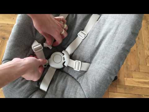 Nomi Baby harness attaching