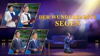 Die erzählte Aufführung einer realen Geschichte: DER WUNDERBARSTE SEGEN - Gottes Urteil ist Gottes Gnade