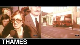 London bus Strike | 1970's London | Commuters | Transport for London | Today | 1973