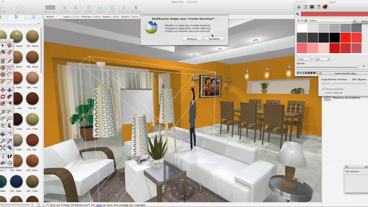 Live home 3d pro live interior 3d pro tutorials for Home 3d