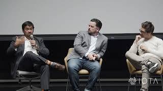 IOTA & City of Austin, Texas Meet-up with Dominik Schiener (Co-Founder of IOTA) & Guest Speakers