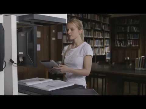Bookeye® 4 V2 Kiosk Book Scanner in A2+ Format