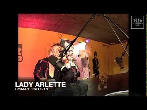 Lady Arlette - Interview Lomax