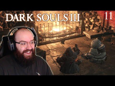 Pontiff Sulyvahn & The Irithyll Dungeon  Dark Souls 3   Blind Playthrough