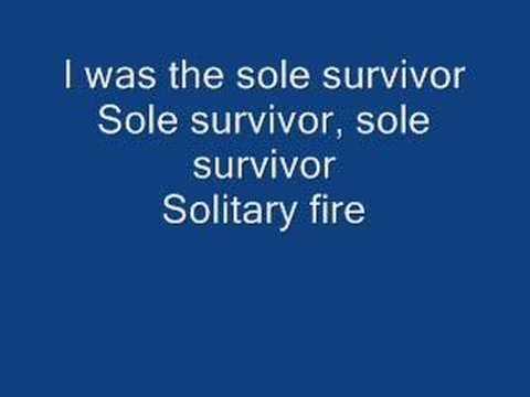 Sole Survivor by Asia (with lyrics)