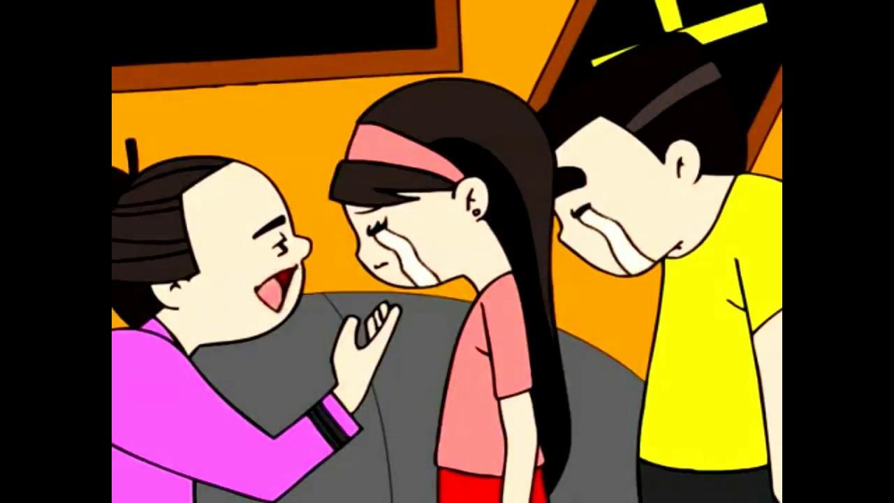 Animasi Kartun Anti Narkoba Lucu Untuk Remaja Dan Anak