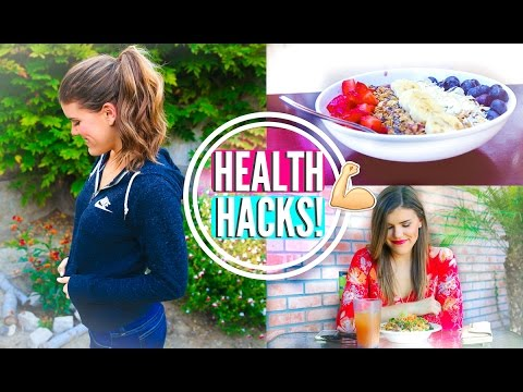 Fitness Hacks That I ACTUALLY Use! Start A Healthy Lifestyle!