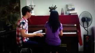 CÓ LẼ TA ĐÃ HẠNH PHÚC (Acoustic Ver)-Vocal Henry Phung, Pianist Dien Nguyen