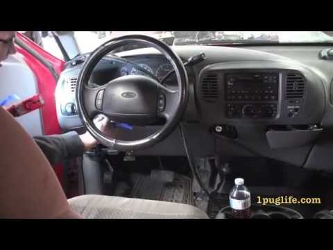 ford remote starter p a t s  bypass - YouTube