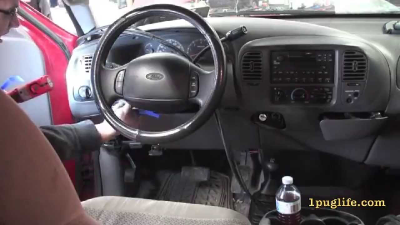 Ford Remote Starter Pats Bypass Youtube 2004 Expedition Wiring Diagram