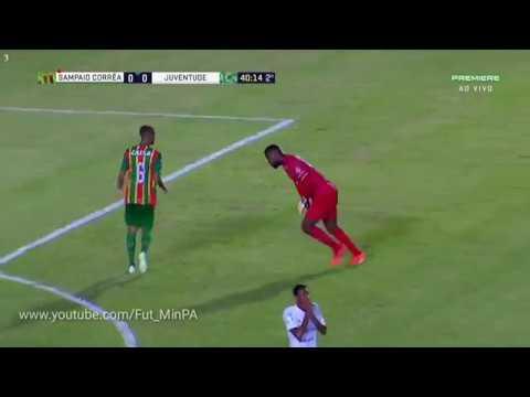 SÉRIE B: Sampaio Corrêa 0 x 0 Juventude Melhores Momentos 17 07 2018