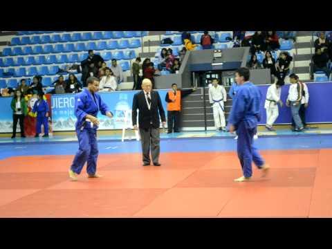 Campeonato Internacional De Judo Perú Vs Chile 13/10/2012
