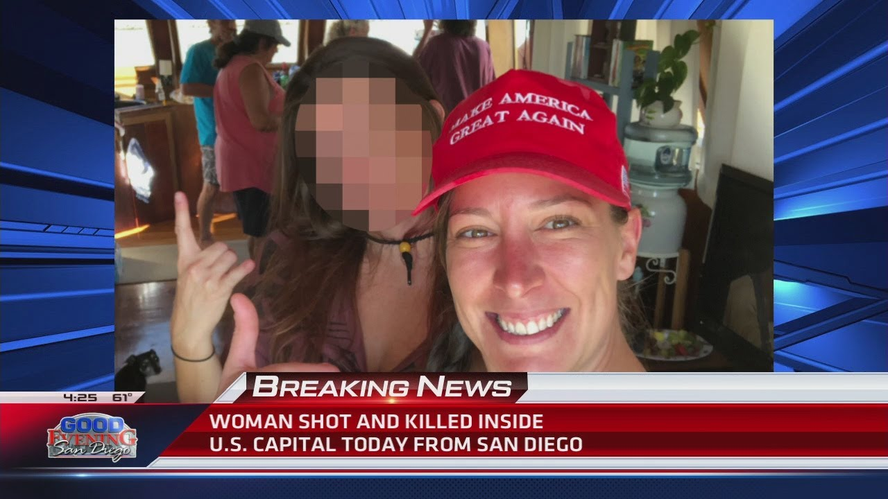 KUSI News confirms identity of woman shot and killed inside US ...