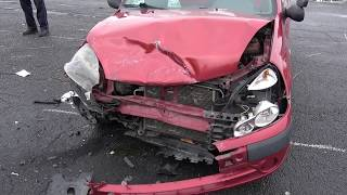 Tanulóautó vétlen sofőrje mesél a súlyos sérüléses balesetről
