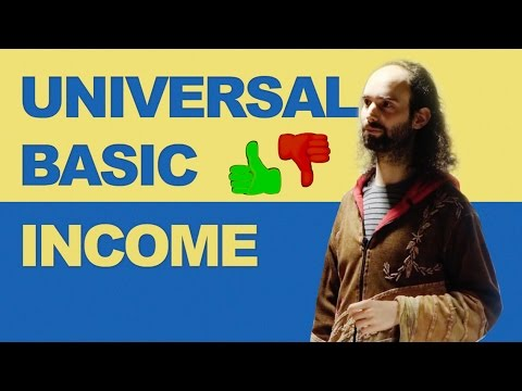 Universal Basic Income: For and Against