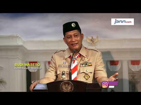 Rencana Buwas Setelah Dilantik Ketua Kwartir Pramuka - JPNN.COM