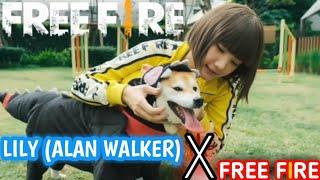 Gambar cover Lily Alan walker X free fire battlegrounds