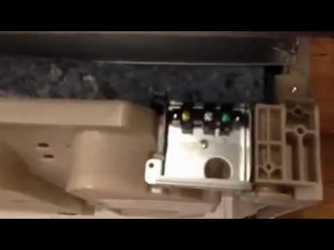 Bosch dishwasher reset / e-15 error code youtube.