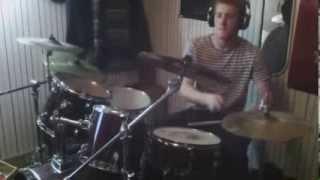 Casey Smith - Halestorm - Mz. Hyde (Drum Cover)