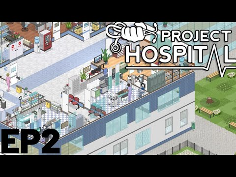 PROJECT HOSPITAL TRAUMATOLOGY DLC / ST COYOTES HOSPITAL / EP2 |