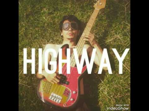HIGHWAY  - LEDIES MOON Indonesia post punk