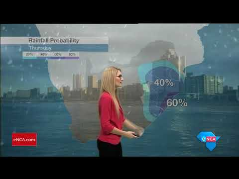 eNCA Weather Midday | 19 April 2018