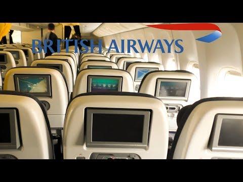 TRIP REPORT | British Airways World Traveller (Economy) | 777-200 | LHR-DXB