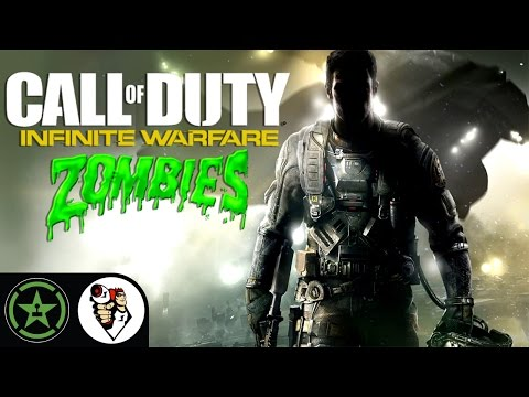 Let's Play - Call of Duty: Infinite Warfare Zombies - AH Live Stream