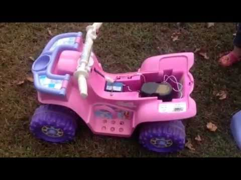 How To Fix Power Wheels