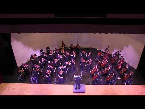 Harker Heights High School Varsity Orchestra Fall Concert 2019