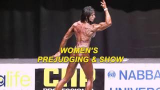 2010 NABBA Universe - the women