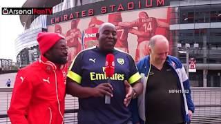 Arsenal Fan tv- Cycle of an arsenal fan LMAO