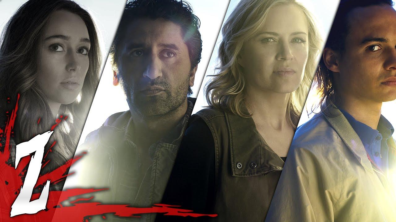 Fear The Walking Dead Staffel 2 Deutsch