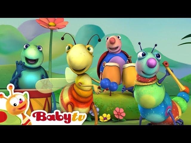 Big Bugs Band   Brazilian Carnival & Samba   BabyTV