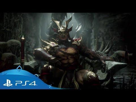 Mortal Kombat 11 | Official Announce Trailer | PS4