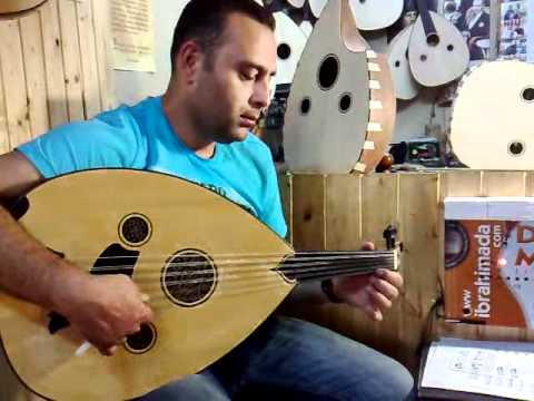My new ouds- 4 - Luthier İbrahim Ada
