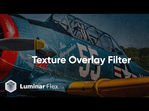 Texture Overlay Filter