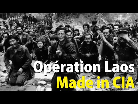 Opération Laos made in CIA - Documentaire 2016