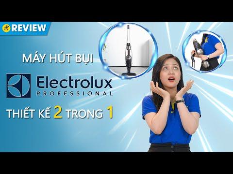 Máy hút bụi Electrolux: thiết kế 2 trong 1, lực hút mạnh mẽ (PQ91-3EM) • Điện máy XANH