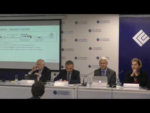 Challenges when regulating new energy technologies (B) May, 12th 2017