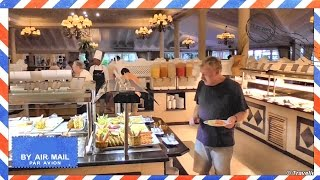 Gran Bahia Principe El Portillo Resort - Buffet Breakfast In Las Dalias Restaurant - Dominican Rep