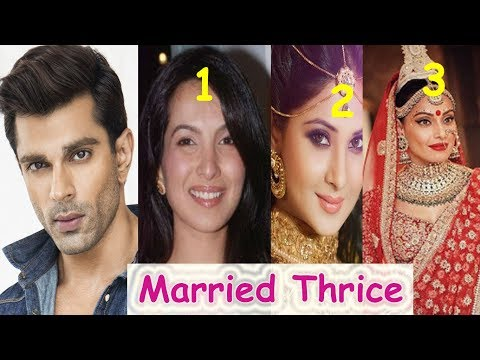 Top 5 Bollywood Celebrities Who Got Married Thrice | SuperHit Media Limited