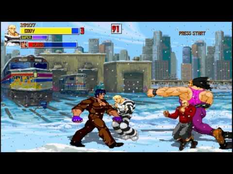 Final Fight Alpha, un beat them all à l'ancienne
